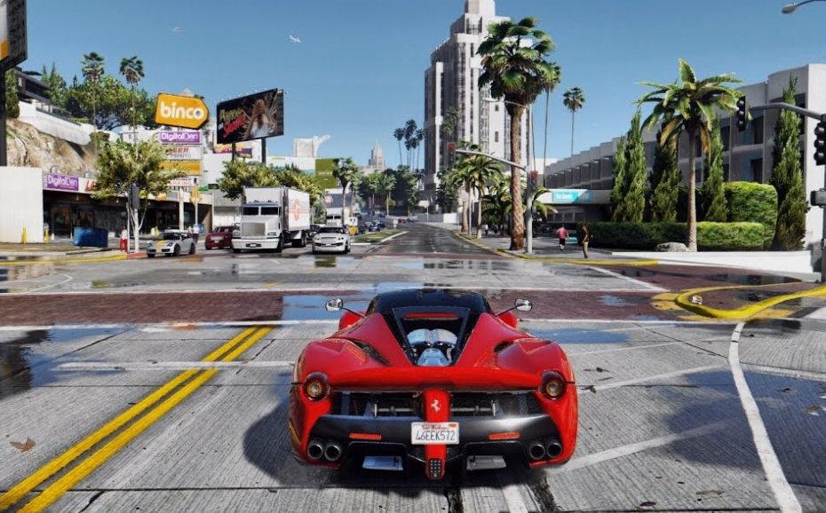 Grand Theft Auto V Download
