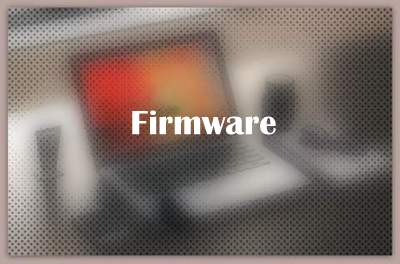 About Firmware