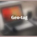 About Geo-tag