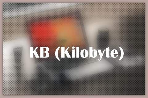 About KB (Kilobyte)