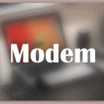 About Modem