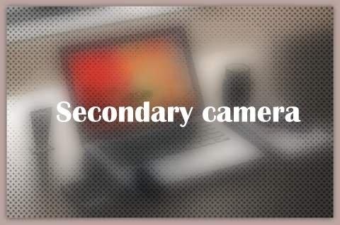 Secondary camera