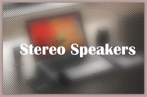 About Stereo Speakers