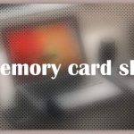 About Memory card slot