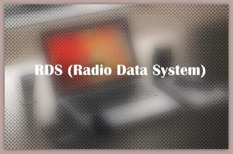 RDS (Radio Data System)