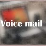 About Voice mail
